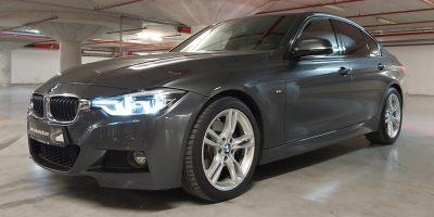 BMW 330d LCI M Sport automatik