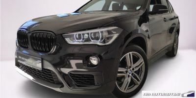 BMW X1 sDrive 18d automatik